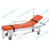 Wholesale Low frame wheeled stretcher , aluminum alloy paramedic stretcher with opening circles from china suppliers