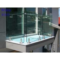 Quality glass pool fence spigot / aluminum spigot side mount for sale