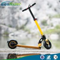 Wholesale 36V Lithium Battery 2 Wheel Foldable Electric Scooter With Ajustable Handle from china suppliers