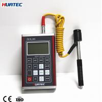 Wholesale LCD display with back - light Leebs Metal 170 - 960 600mA Portable Hardness Tester RHL50 from china suppliers