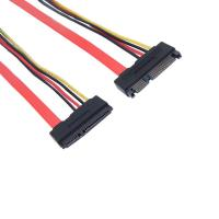 Wholesale Special Price premium SATA Cable 22P Male to Female Power Cable for HDD from china suppliers