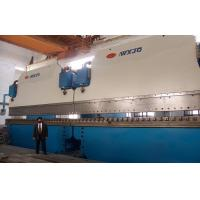Wholesale Synchronization CNC Electric Press Brake steel plate bending machine 14000mm from china suppliers