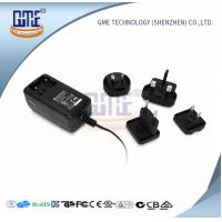 Wholesale Wall Mount AC DC Power Adapter 12v 2a With Interchangeable Plugs PSE UL GS Approved from china suppliers