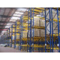 Wholesale Universal single access selective pallet rack with cold rolled steel , 500KG from china suppliers