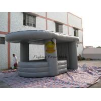 Wholesale Customized Grey Inflatable Dome Tent 8*4*4m For Wedding Exhibition from china suppliers