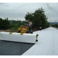 Wholesale Wear Resistant PET Non Woven Fabric , Needle Punched Geotextile Eco - Friendly from china suppliers