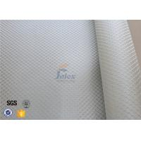Wholesale 0.2MM Fire Resistant Silver Coated / Aluminized Coated Silver Coated Fabric from china suppliers