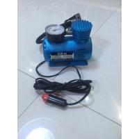 Wholesale Small Fast Inflation Black And Blue Portable Air Compressor For Car With CE Certification from china suppliers