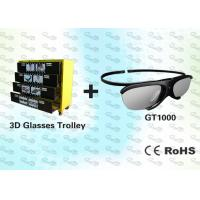 Wholesale HD Active Shutter 3D Video Glasses with Trolley from china suppliers