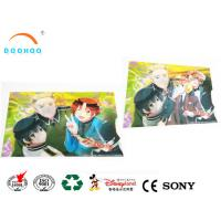 Wholesale Moving Change Effect Lenticular Printing Services Postcard Sticker from china suppliers