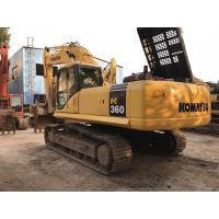 Wholesale Original japan Used Komatsu PC360-7 Crawler Excavator for sale from china suppliers