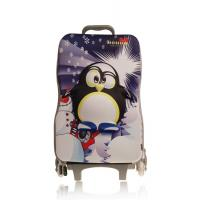 Wholesale Durable Cartoon Hard Case Kids Rolling Backpack For School Suitcase from china suppliers