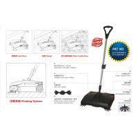 Wholesale Cordless Rechargeable floor sweeper with battery for hotel , school , hospital from china suppliers