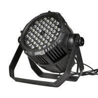 Quality Outdoor Waterproof LED Par Can Lights 54pcs 3W 3-In-1 LEDs For Large Concerts for sale