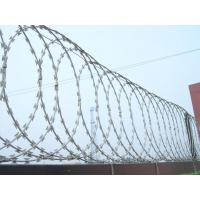 Wholesale 450mm~1000mm Flat Panel Razor Coil,FLATWRAP Razor Wire,Stainless Steel 304 from china suppliers