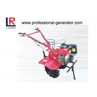 Wholesale Agricultural Tractor Tillers And Cultivators 170F Diesel Engine Farm Hand Tractor ISO Approved from china suppliers