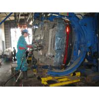 Wholesale Customized Auto Dismantling Equipment , 20Mpa Vehicle Roller Platform from china suppliers