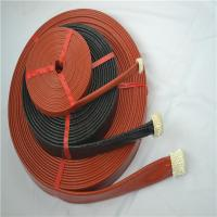 Wholesale Aero Style Thermal Insulation Silicone Fiberglass Fire Sleeve from china suppliers