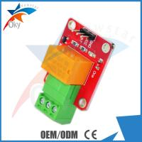 Wholesale 1 Channel 5V Relay Shield Module Sensors For Arduino , Household Appliances Control Module from china suppliers