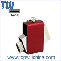 Wholesale Tiny Twister Usb 3.1 Usb Type C Flash Drives Colorful Stylish from china suppliers
