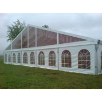 Wholesale White PVC Sidewall European Style Tents Aluminum Alloy Structure Party Canopy from china suppliers