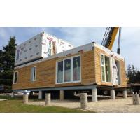 Wholesale Modular Buildings Prefabricated House Two Storey Light Gauge Steel Villa from china suppliers