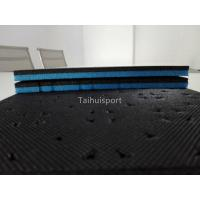 Wholesale UV Proof Green PE Fake Grass Underlay Shock Pad For Artificial Grass from china suppliers