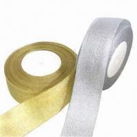 Wholesale Packing Satin Ribbons, Good Texture and High Color Fastness, Available in Various Styles from china suppliers