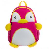 Wholesale Cute Penguin Waterproof Animal Backpacks For Kids 10-20L Capacity from china suppliers