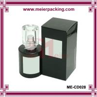 Buy cheap Glossy Paper Perfume Box/Simple Elegant Men Perfume Box ME-CD028 from wholesalers
