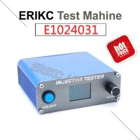 Wholesale ERICK diesel fuel injection pump test machine auto petrol pump testing machine and engine injector test bench used car from china suppliers