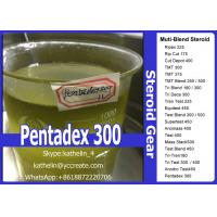 Buy cheap Muti Blend Pre Mixed Steroid Oil Pentadex 300 (Test Prop/Tet Pp/Test C/Test E/Test D Blend)For Bodybuilding from wholesalers