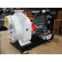Wholesale Diesel engine driven self priming water pump for water from china suppliers