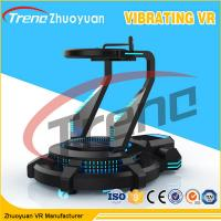 Wholesale Single Players Immersive Video Game Virtual World Simulator For Movie Theatre from china suppliers