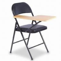 Wholesale Folding Chair with Table and PVC Cushion from china suppliers