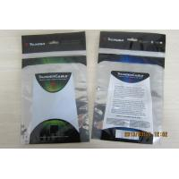 Wholesale Heat Sealed Anti Static Pouch Film Shield Bag , Flat Anti Static Storage Bags from china suppliers