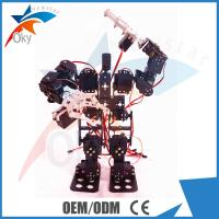 Wholesale DIY educational toy  15 DOF  Robot biped robot with claws full steering bracket from china suppliers