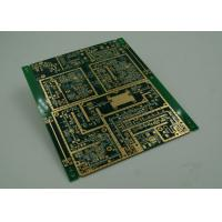 Wholesale Thick Gold Ginish Universal PCB Board High Density with PADs / IC Leads from china suppliers