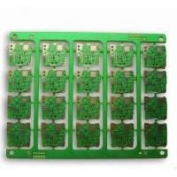 Wholesale Custom 0.4MM Min. Hole 1.0OZ copper HASL pb free double side pcb printed circuit board prototyping from china suppliers