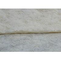 Wholesale Nylon Spandex Elastic Lace Fabric from china suppliers