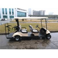 Wholesale Golf Courses Battery Operated Electric Golf Carts With EEC Certificate For 4 Passenger from china suppliers