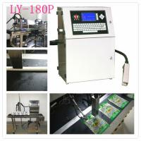 Wholesale Batch code industrial inkjet manual printer/automatic numbering machine ly-180p from china suppliers