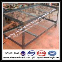 Wholesale heavy duty expanded metal for Shelf,containers&fixtures from china suppliers