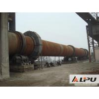 Wholesale Simple Structure And Little Noise Rotary Kiln With Speed 0.23 - 2.26r/min from china suppliers