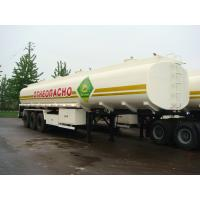 Wholesale 3 AXLES-Carbon Steel Tank Semi-Trailer from china suppliers
