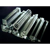 Wholesale ROHS Virgin Clear Acrylic Rods And Tubes Extruded Acrylic Tube from china suppliers
