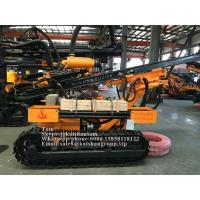 Wholesale Portable Crawler Drilling Rig Machine Rotary Drilling Rig For Water Well from china suppliers
