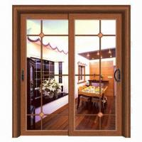Wholesale Interior Aluminum Door with Sliding/Hanging/Folding Style, Perfect Performance/Attractive/Decorative  from china suppliers
