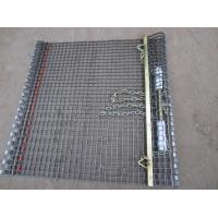 Wholesale Colour-plated Drag Mats with Metal Chain Bridle,Pulling Handle of Metal and Rubber Grips from china suppliers