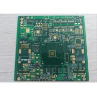 Wholesale Multilayer PCB Computer Circuit Board Immersion Gold FR-4 1oz Copper from china suppliers